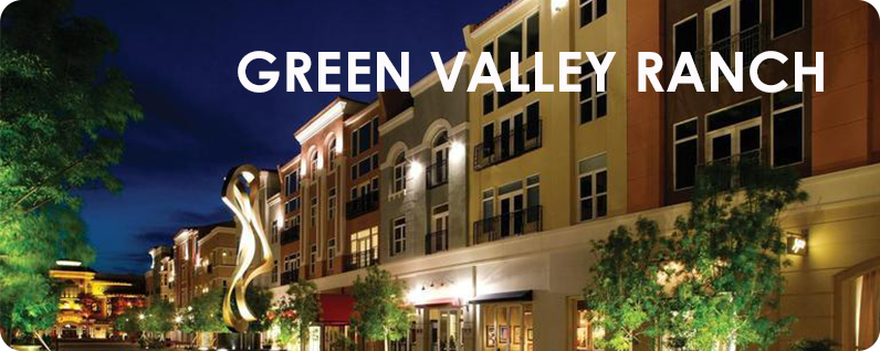 Green Valley Ranch Henderson Community